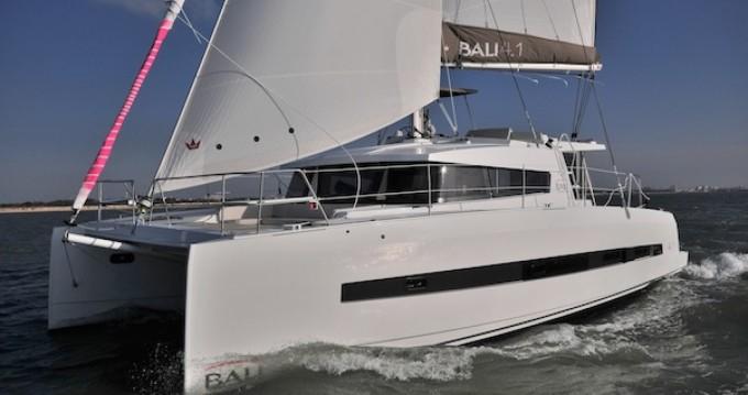 Louer Catamaran avec ou sans skipper Bali Catamarans à Sant Antoni de Portmany