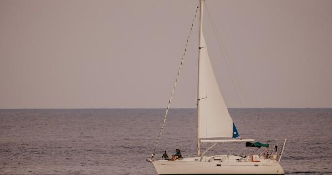 Location bateau Réthymnon pas cher Oceanis 38.1