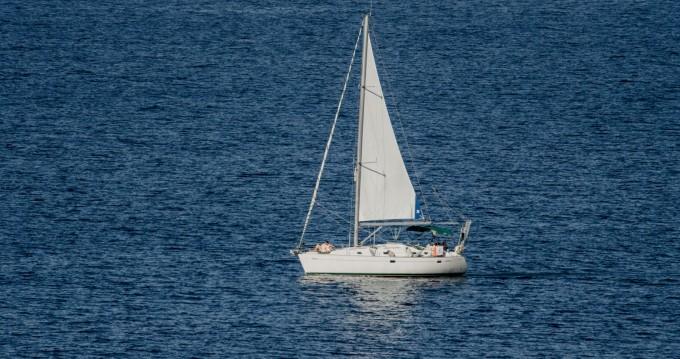 Location bateau Bénéteau Oceanis 38.1 à Réthymnon sur Samboat