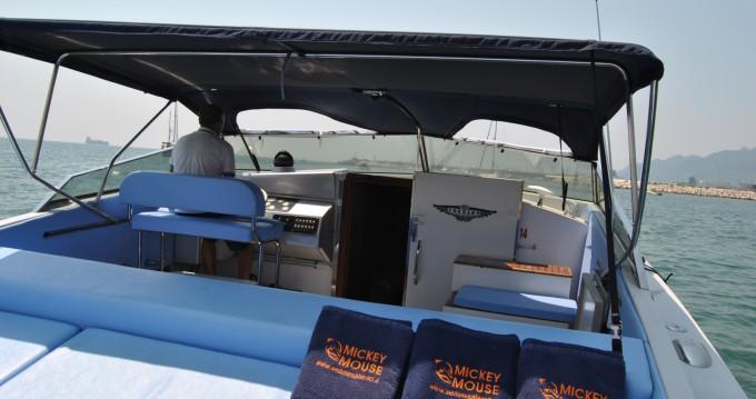 Boat rental Tornado open 38 in Salerno on Samboat