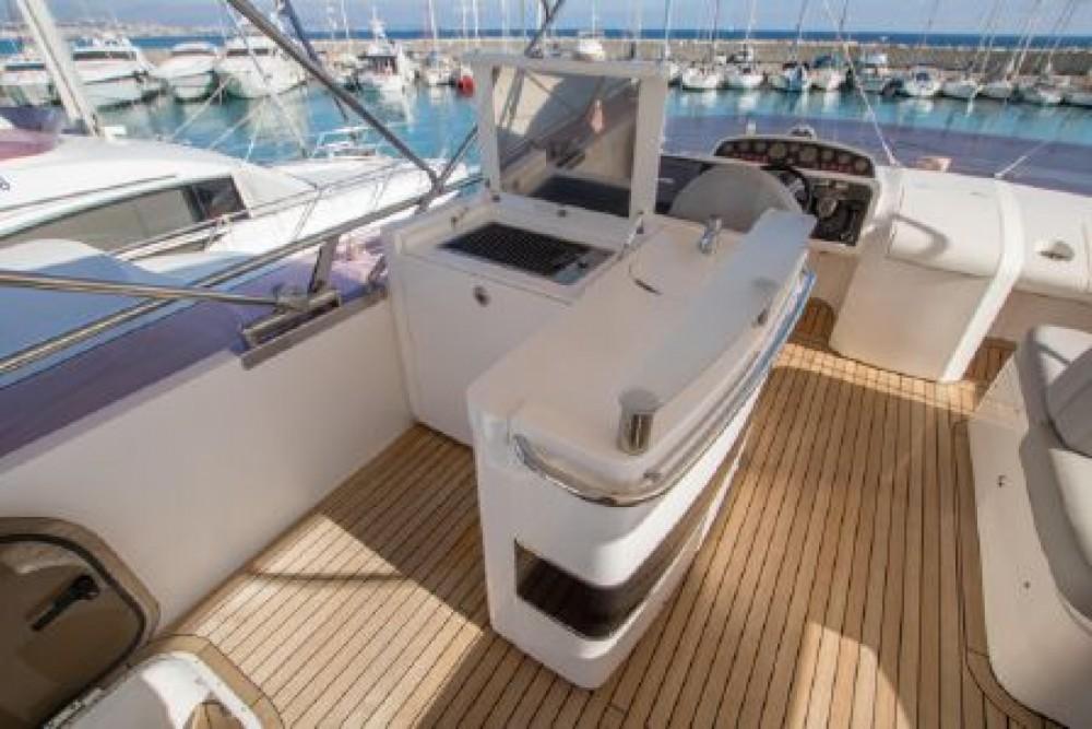 Location Yacht à Golfe-Juan - Princess Princess 64 Fly