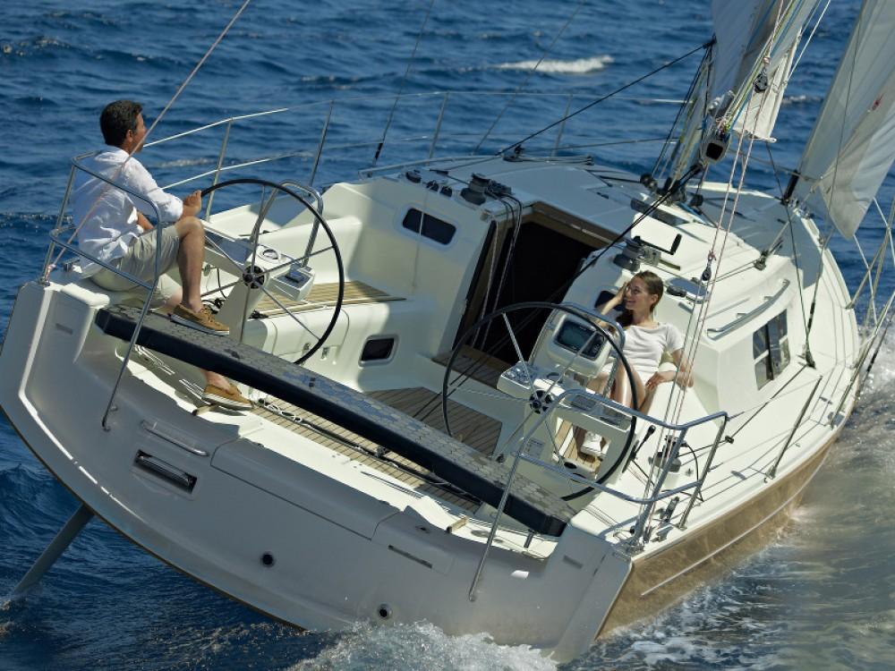 Rental Sailboat in Marina Kornati - Azuree Azuree 33