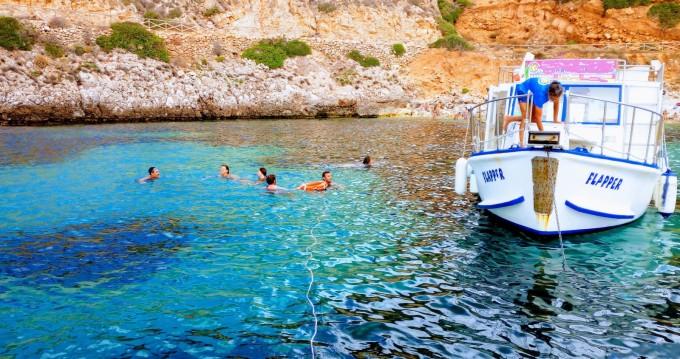 Location bateau Gozzo In Legno 11m Gozzo  à Favignana sur Samboat