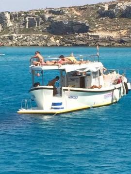 Location yacht à Favignana - Gozzo In Legno 11m Gozzo  sur SamBoat