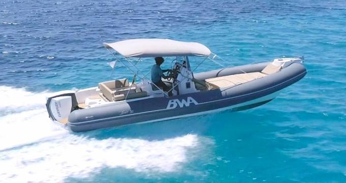 Location bateau Ibiza (Ville) pas cher Sport 26 GT