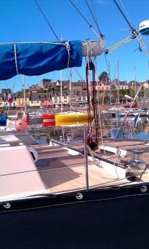 Jeanneau Sun Odyssey 37 entre particuliers et professionnel à Brest