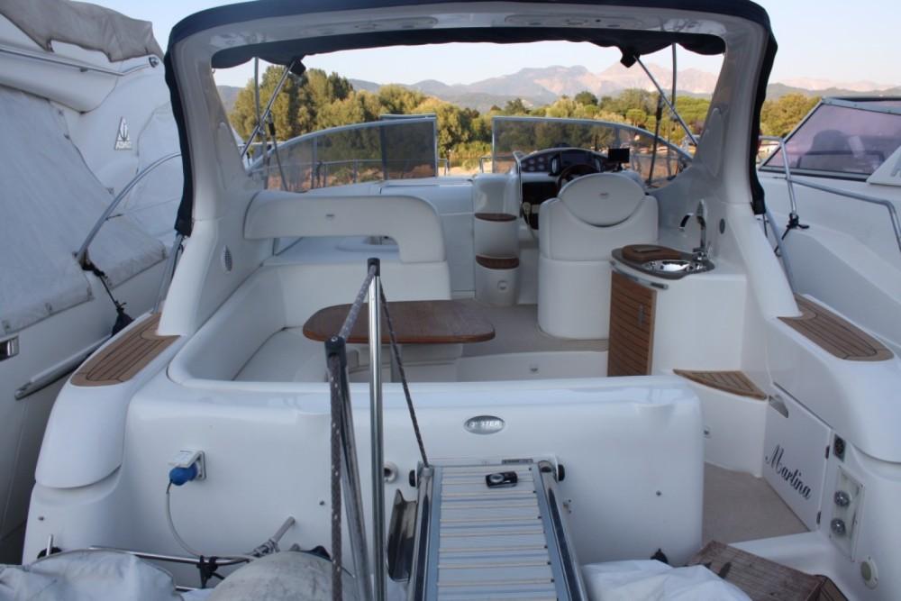Boat rental Sardinia cheap Oyster 35