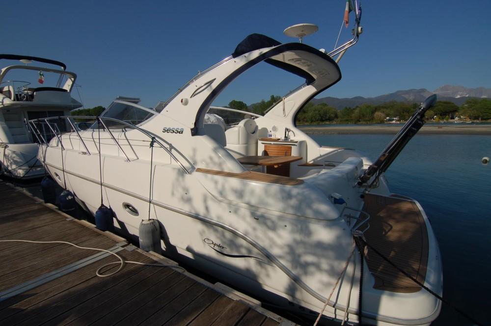 Alquiler Lancha en Cerdeña - Sessa Marine Oyster 35