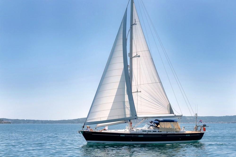 Rental yacht Marina Kaštela - Bénéteau Beneteau 57 on SamBoat