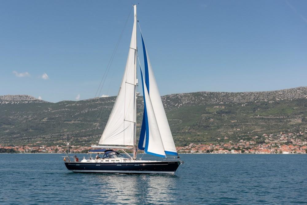 Boat rental Marina Kaštela cheap Beneteau 57