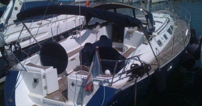 Jeanneau Sun Odyssey 45.2 entre particuliers et professionnel à Nettuno