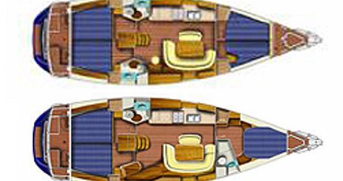 Location yacht à Nettuno - Jeanneau Sun Odyssey 45.2 sur SamBoat