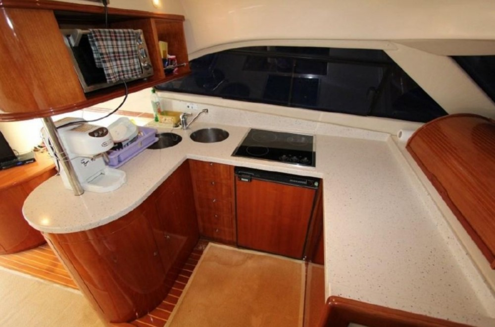 Location bateau Rodman 41 à Giovinazzo sur Samboat
