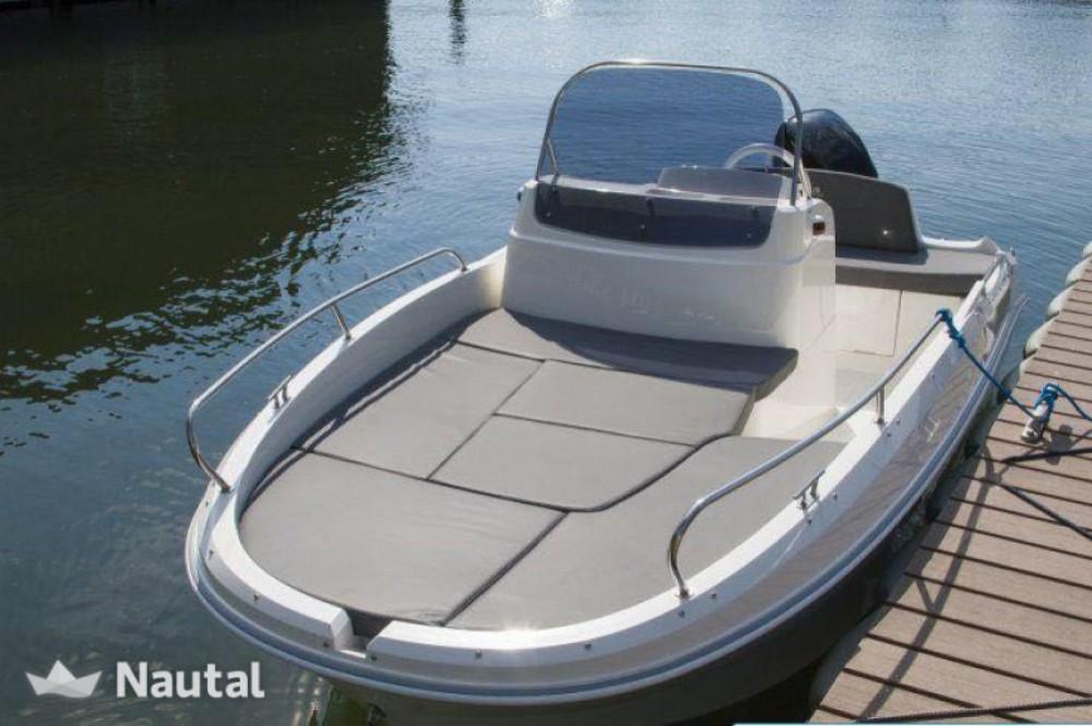 Rent a Baltic Yachts Remus450 Palamós