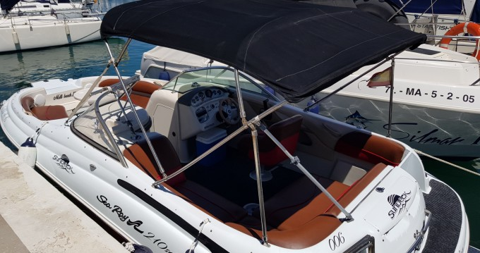 Location yacht à Fuengirola - Sea Ray Sea Ray 210 Sundeck sur SamBoat