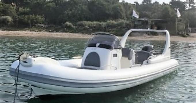 Location yacht à Porto-Vecchio - Zodiac Medline 3 sur SamBoat