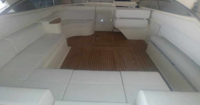 Boat rental Naples cheap Fiart 40 Genius