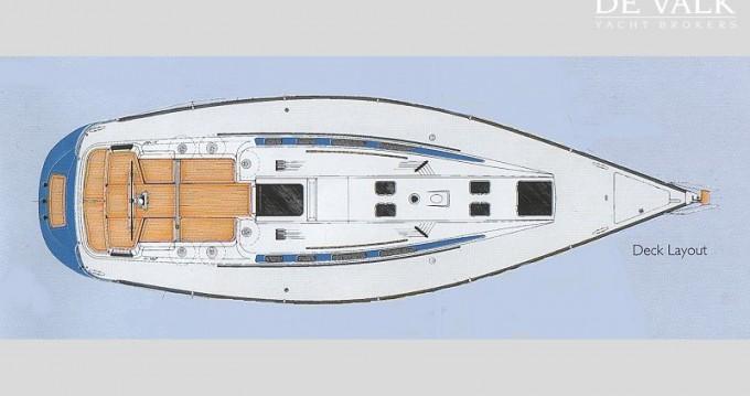 Rental yacht Loctudy - X-Yachts X-412 on SamBoat
