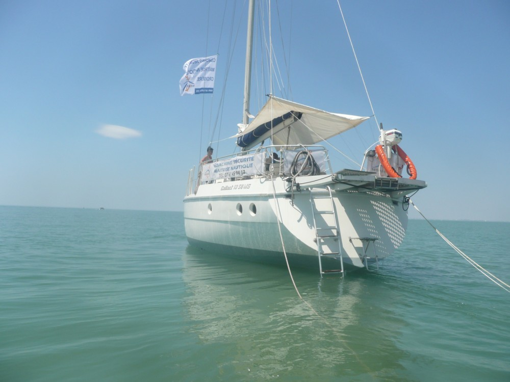 Jachthuur in La Rochelle - Gallart Gallart 13.50 MS via SamBoat