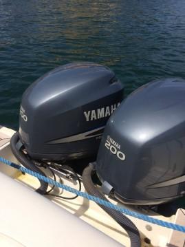 Louer Bateau à moteur avec ou sans skipper White Shark à Bonifacio