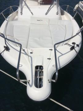 Louez un White Shark 368 à Bonifacio