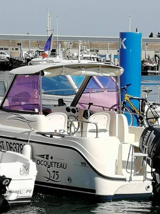 Location bateau Ocqueteau Timonier à Port-la-Nouvelle sur Samboat