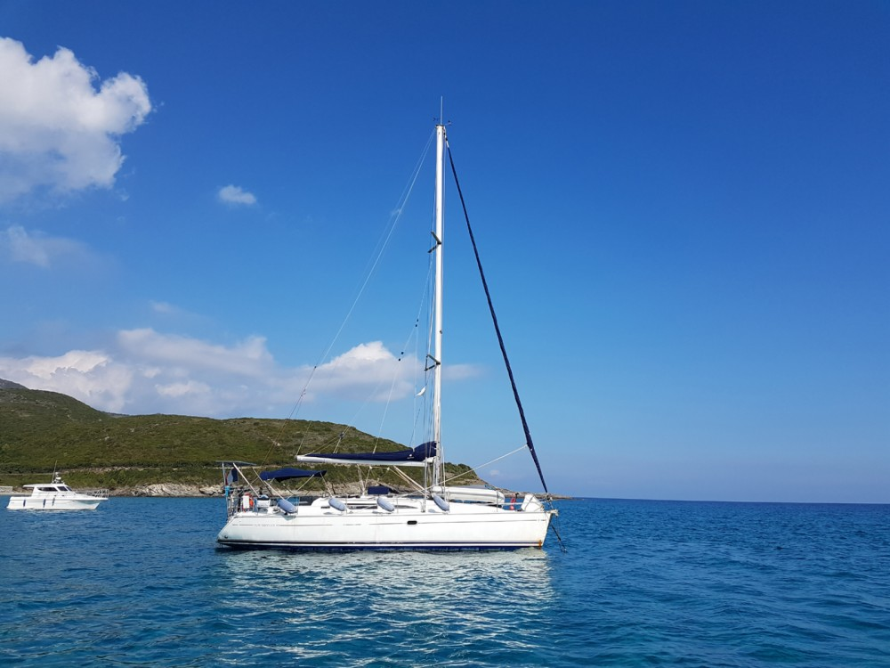 Jeanneau Sun Odyssey 40 entre particulares y profesional Bastia