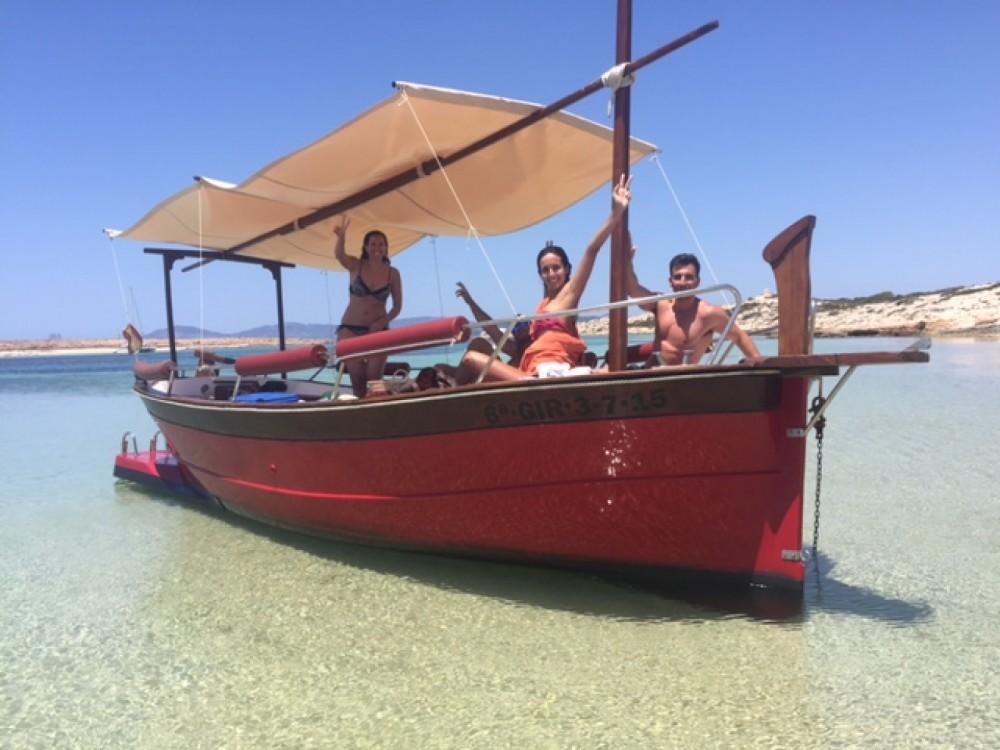 Location bateau Formentera pas cher Catalana 32 Clasica