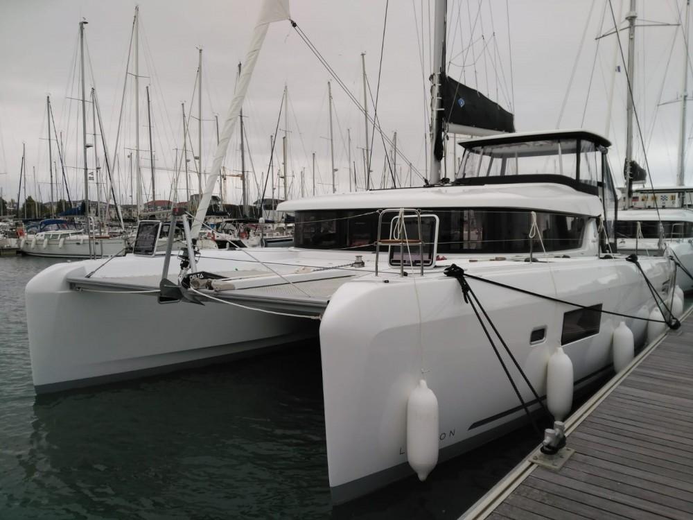 Location yacht à Le Marin - Lagoon Lagoon 42 sur SamBoat