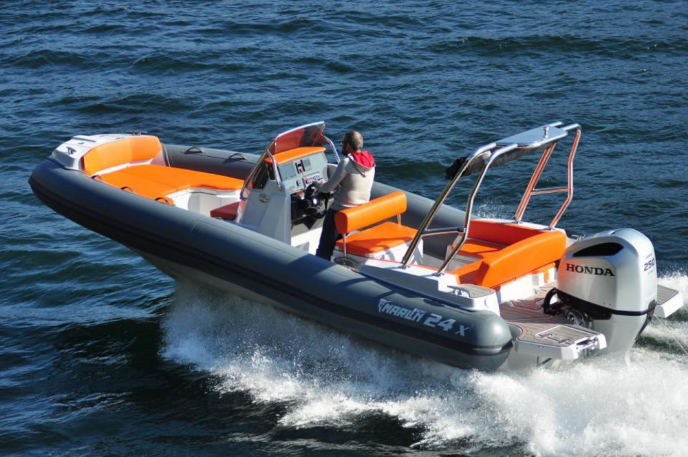 Rental RIB in Krk - Marlin Boat Marlin  24 X