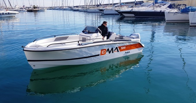 Location yacht à Bordighera - BMA BMA X199 sur SamBoat