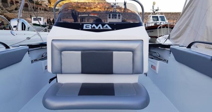 Location Bateau à moteur à Bordighera - BMA BMA X199