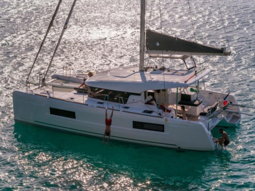 Location bateau Italie pas cher Lagoon 40
