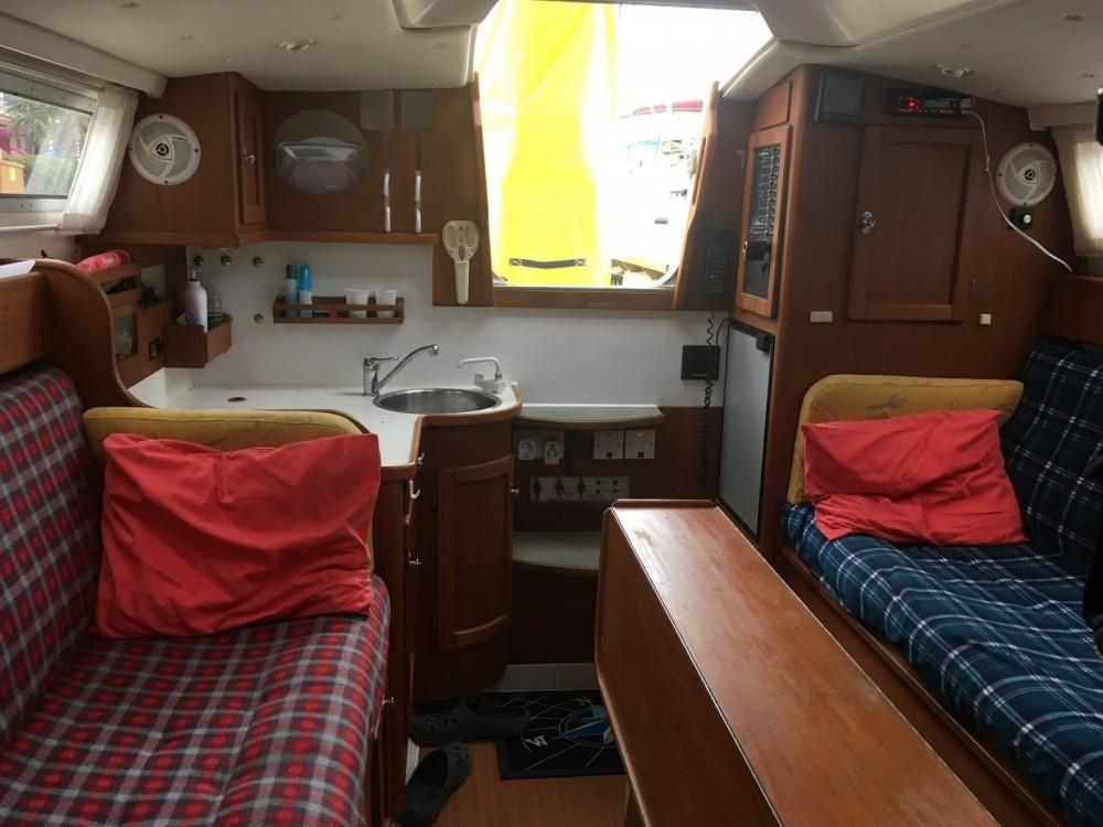Alquiler de barcos Dragonfly Dragonfly 1000 enRosas en Samboat