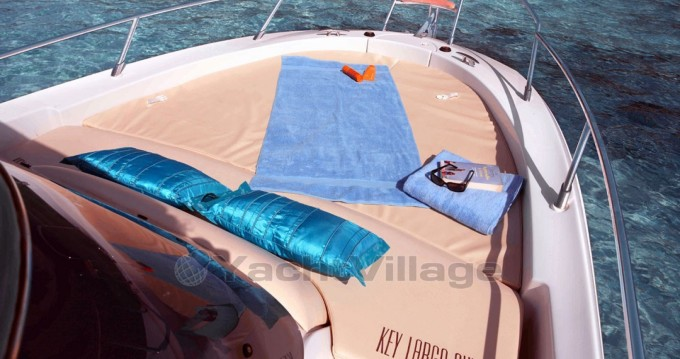 Location bateau Mandelieu-la-Napoule pas cher Key Largo 24