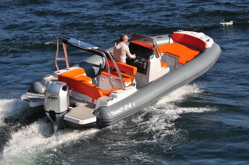 Boat rental Krk cheap Marlin  24 X
