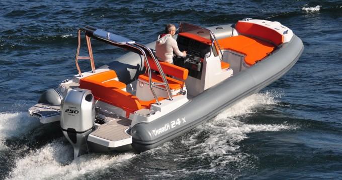 Bootverhuur Marlin Boat Marlin  24 X in Krk via SamBoat