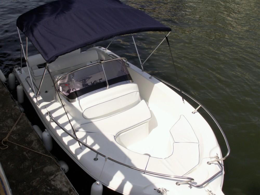 Location bateau Everset Everset 580 Open à Roses sur Samboat