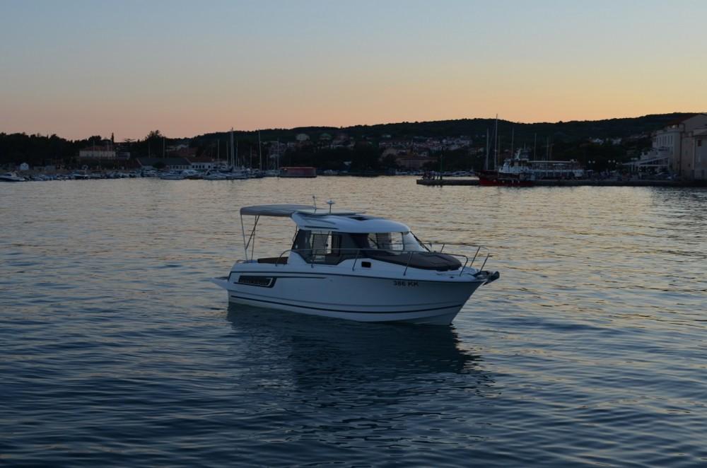 Rental yacht Krk - Jeanneau Merry Fisher 795 on SamBoat