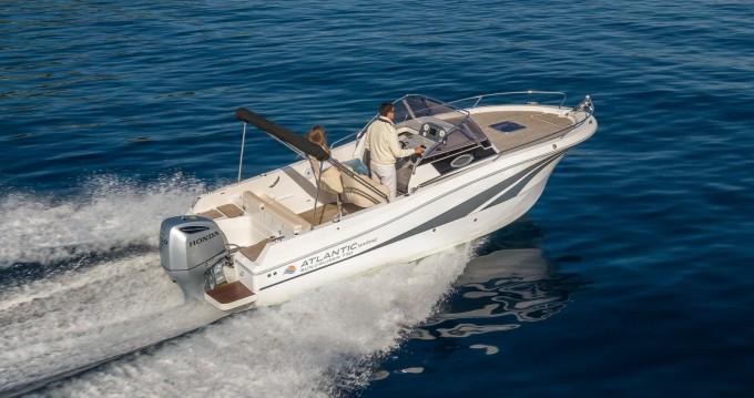 Louer Bateau à moteur avec ou sans skipper Atlantic à Krk