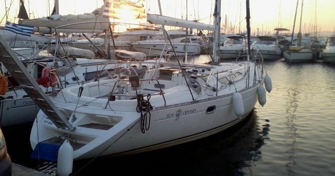 Noleggio barche Atene economico Sun Odyssey 47