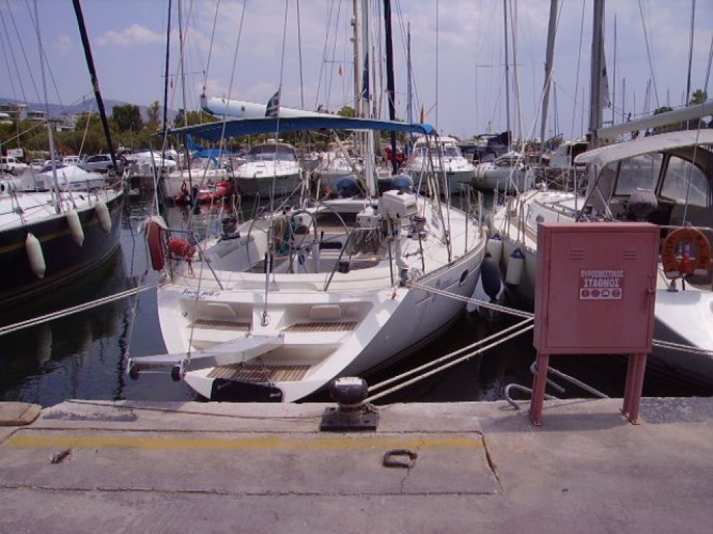 Alquiler de barcos Atenas barato de Sun Odyssey 47