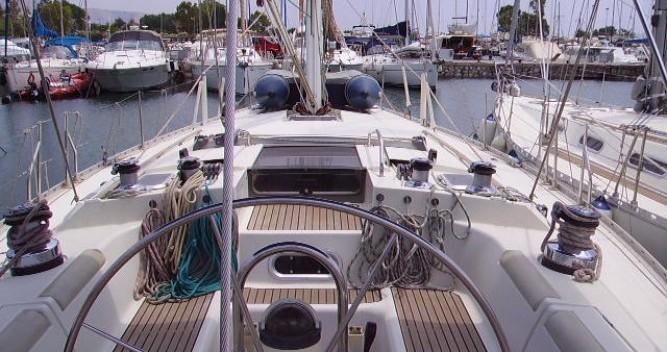 Noleggiare un'Jeanneau Sun Odyssey 47 Atene