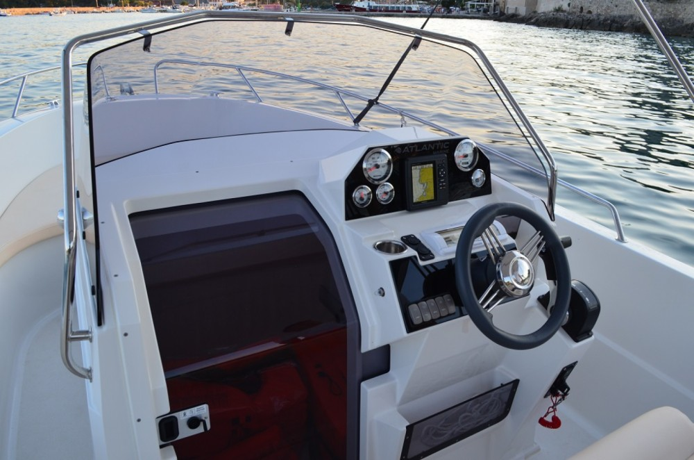 Atlantic open 670 between personal and professional Krk