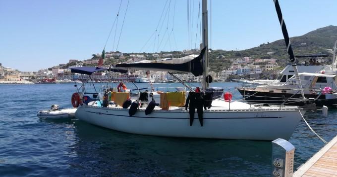 Location bateau Elan Elan 34 à Terracina sur Samboat