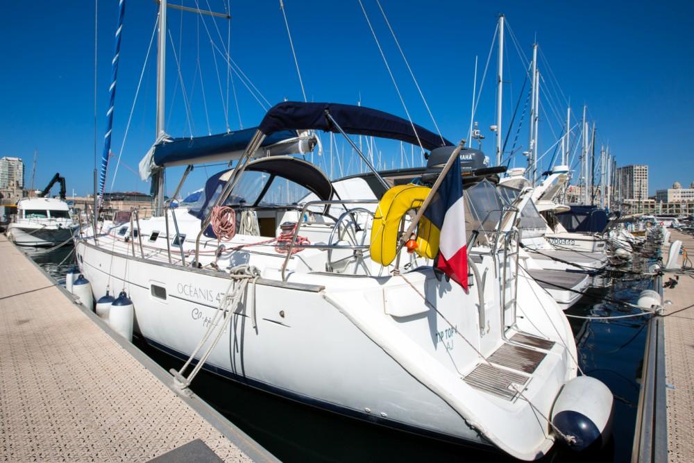Segelboot mit oder ohne Skipper Bénéteau mieten in Marseille