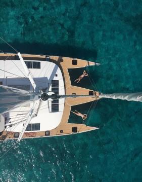 Location Catamaran à Ajaccio -  Neel 51