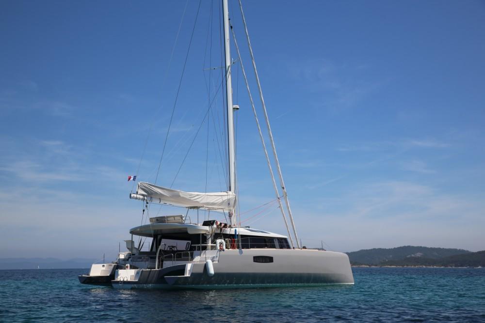 Location Catamaran à  - Neel Neel 51