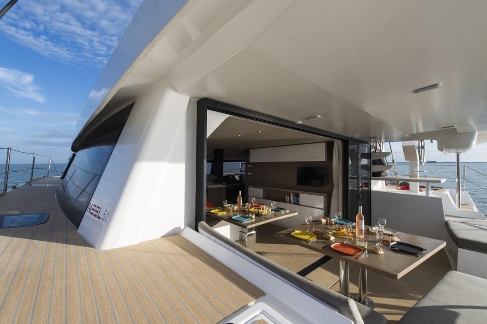 Alquiler de barcos Neel Neel 51 enLe Marin en Samboat