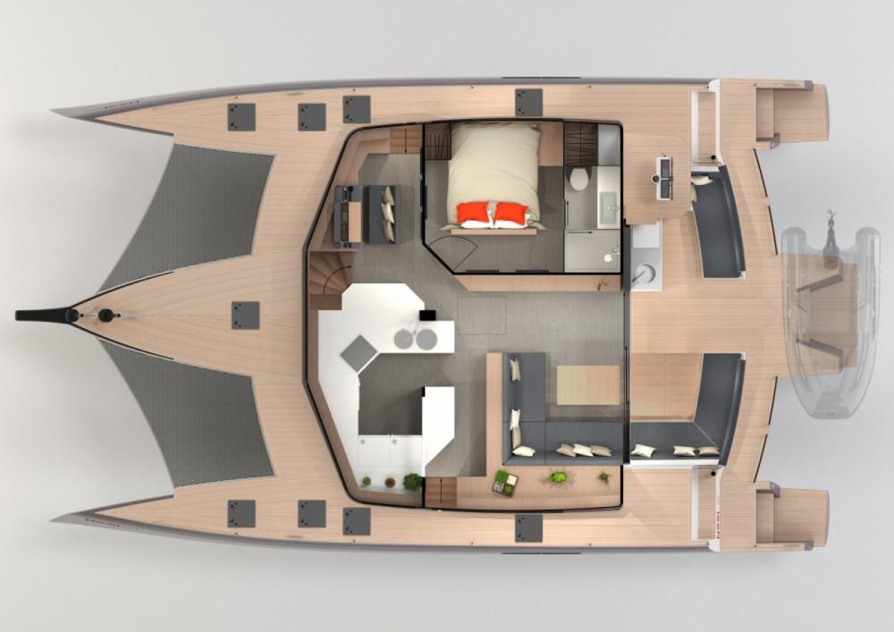 Location yacht à  - Neel Neel 51 sur SamBoat